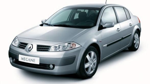 Vanzarile Renault au scazut cu 3,3% in primul semestru