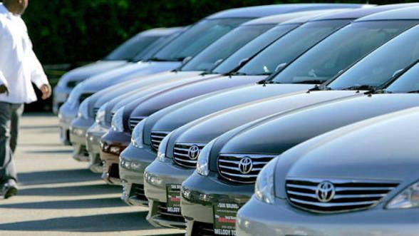 Vanzarile Toyota in Romania au scazut cu 6,71% in primele sase luni