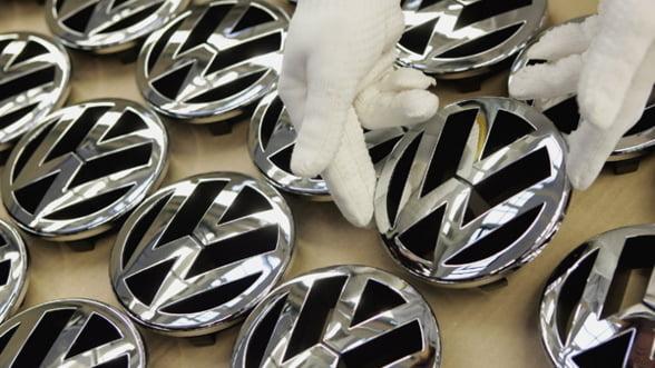 Vanzarile Volkswagen au atins un nivel record anul trecut