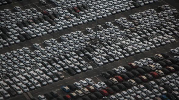 Vanzarile auto in Europa au scazut cu 51,8% in martie, din cauza pandemiei