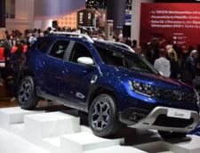 Vanzarile de SUV-uri cresc puternic in Europa - Dacia Duster se indreapta spre primul loc