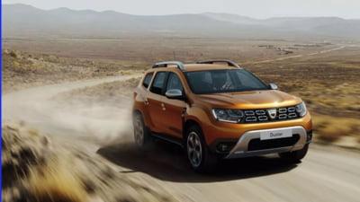 Vanzarile de automobile marca Dacia au crescut cu 10,2% in primul trimestru. Modelele Sandero si Duster, cheia rezultatelor bune