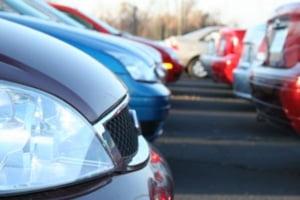 Vanzarile de autoturisme din Romania au crescut in mai cu 3,7%