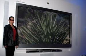 Vanzarile de plasme continua sa creasca la Panasonic