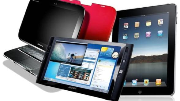Vanzarile de tablete le vor depasi pe cele de PC-uri desktop in 2013