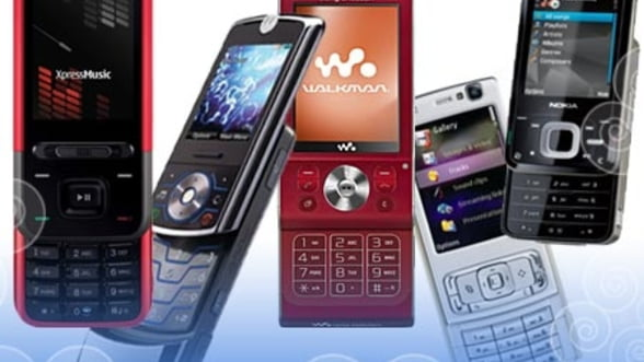 Vanzarile globale de telefoane mobile au scazut cu 2% in T1