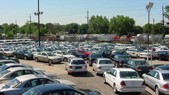 Vanzarile pe piata auto second-hand, de patru ori mai mari decat pe piata masinilor noi