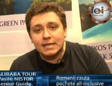 Vasile Nistor: romanii cauta tot pachete all-inclusive
