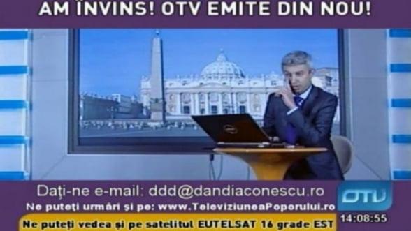 """Vaticanul il contrazice pe Dan Diaconescu. Afirmatiile acestuia sunt """"absolut false si nefondate"""""""