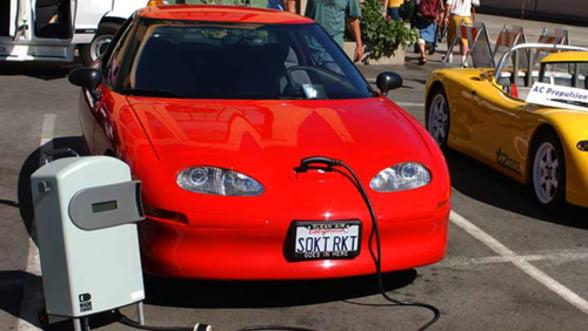 Vehiculele electrice, pe cale de disparitie