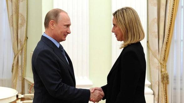 Venetienii recunosc anexarea Crimeii de catre Rusia, cand la Bruxelles si Roma se cer noi sanctiuni