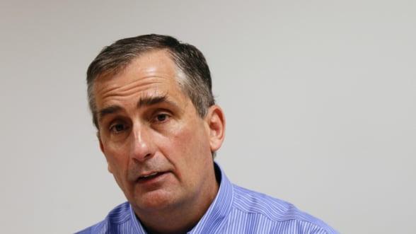 Venituri aproape injumatatite pentru seful Intel, in 2013