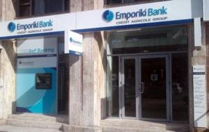 Veniturile Emporiki Bank, in crestere cu 16,4%