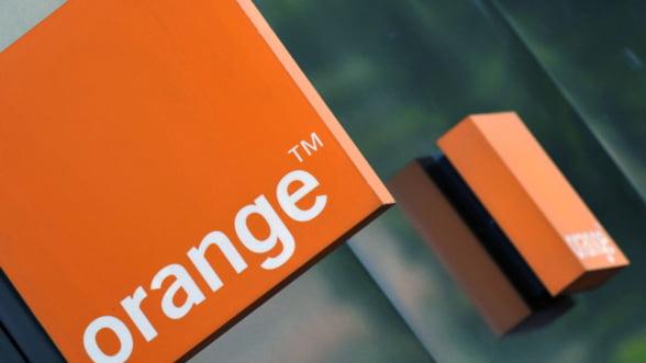 Veniturile Orange au stagnat in primul semestru, la 448 de milioane de euro