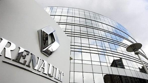 Veniturile Renault au scazut cu 13,3% in trimestrul trei