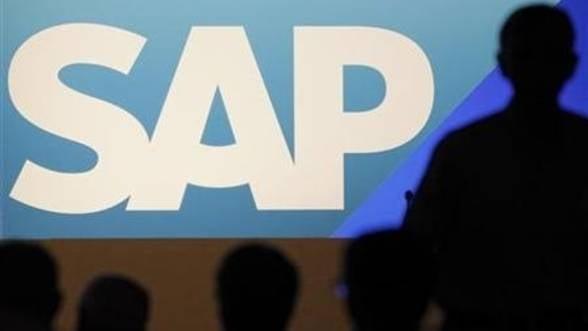 Veniturile producatorului de solutii de afaceri SAP au crescut anul trecut la 17 miliarde euro