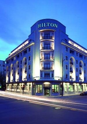 Veniturile si profitul Athenee Palace Hilton vor avea o crestere intre 5% si 10% in 2008
