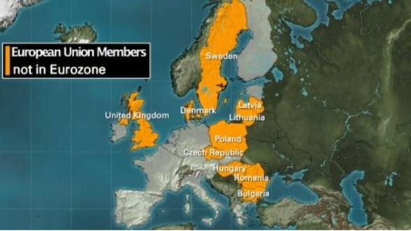 Verdict dur: Euro, singura supravietuitoare a zonei euro