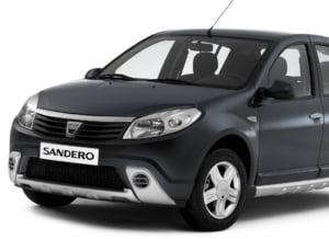 Versiune off-road pentru Dacia Sandero!