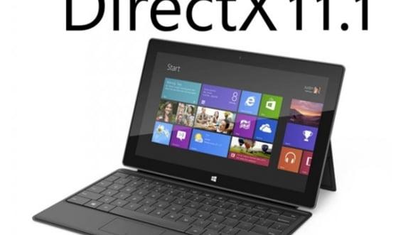 Veste buna: Windows 7 va primi suport pentru DirectX 11.1