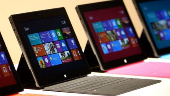 Veste buna: tabletele cu Windows se vor ieftini