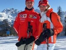 Vesti proaste despre starea de sanatate a lui Michael Schumacher