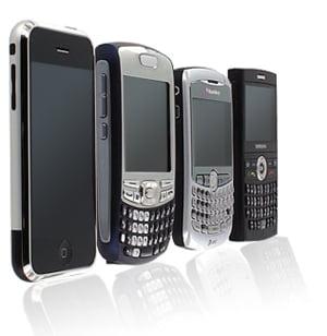 Vezi care sunt cei mai mari cinci producatori de telefoane mobile din lume