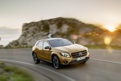 Vezi ce surprize aduce noua gama Mercedes-Benz GLA
