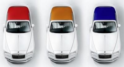 Vezi cum arata cea mai sexy masina Rolls Royce a momentului