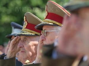 Vezi lista cu pensiile militare recalculate