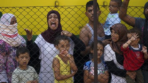 Vicecancelar german: Trei tari nu pot gestiona singure criza refugiatilor. Europa trebuie sa ajute