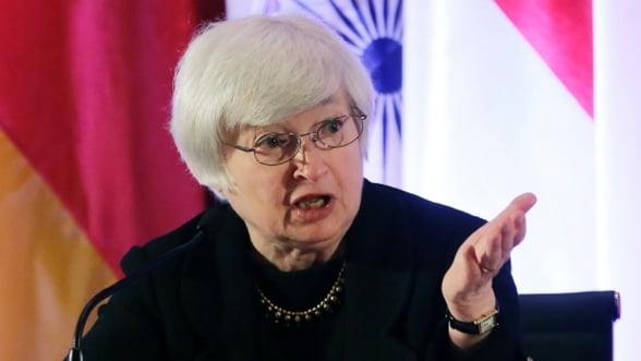 Vicepresedinta Federal Reserve, Janet Yellen, nominalizata de Obama la conducerea institutiei