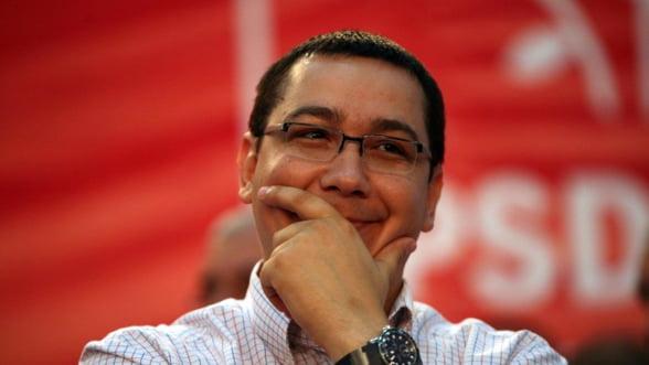 Victor Ponta: Acordul cu FMI, certificat de sanatate pentru Romania