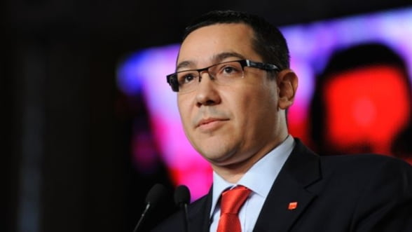 Victor Ponta: INS a gresit calculele privind PIB-ul Romaniei in ultimii doi ani