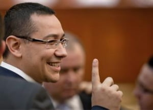 Victor Ponta: Incasarile la buget din impozite si accize sunt mai mari cu 10%