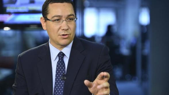 Victor Ponta: Majorarea salariilor bugetarilor este asigurata