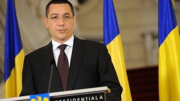 Victor Ponta: Marirea salariilor bugetare este o prioritate pentru USL