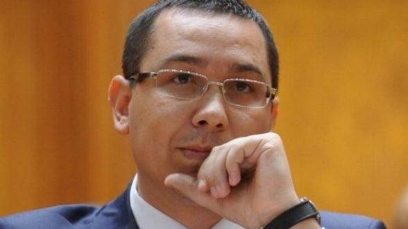 Victor Ponta ia in considerare introducerea impozitului forfetar pentru servicii