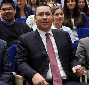 Victor Ponta pleaca la Londra - cu cine se intalneste si de ce