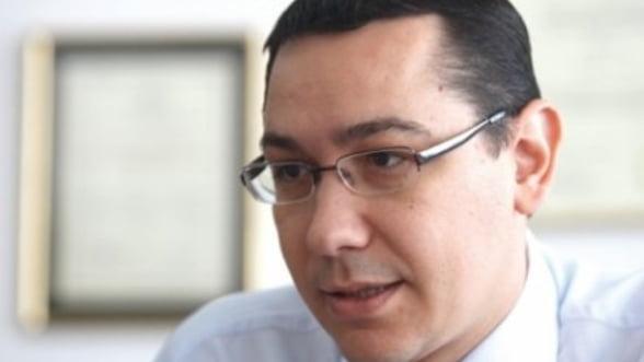 Victor Ponta promite sprijin pentru cumparatorul combinatelor Mechel
