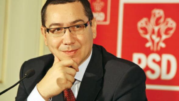 Victor Ponta se intalneste luni cu delegatia FMI, BM si CE