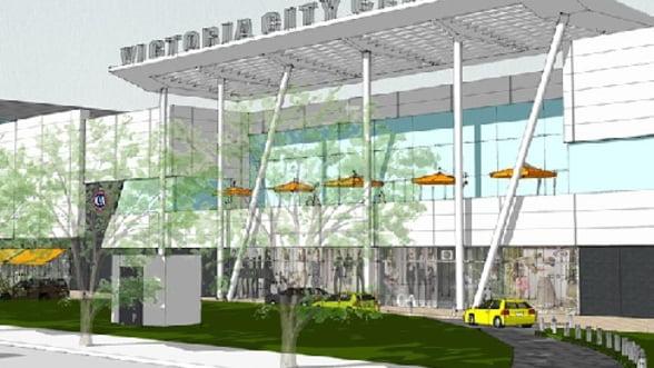 Victoria City Center mai face un pas: Proiectul a obtinut autorizatie de constructie
