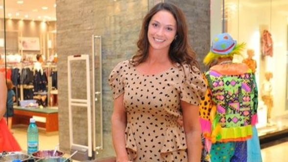 Victoria Houghton (NEXT): In fiecare duminica fac ceva nou