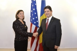 Victoria Nuland: E o coincidenta ca nu m-am intalnit cu premierul Victor Ponta
