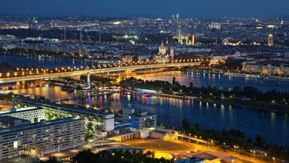 Viena este si in 2018 orasul cu cea mai ridicata calitate a vietii. Pe ce loc se afla Bucurestiul?