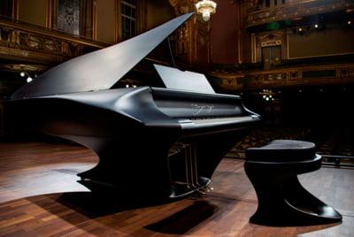 Viitorul, in note clasice: Un pian pentru conacul visurilor tale