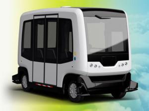 Viitorul transportului in comun: Tara europeana care a testat autobuzul fara sofer (Video)