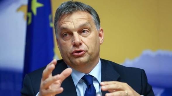 Viktor Orban: Ungaria isi va extinde suveranitatea economica