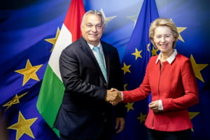 Viktor Orban, bucuros ca Grupul de la Visegrad are influenta mai mare in noua Comisie Europeana
