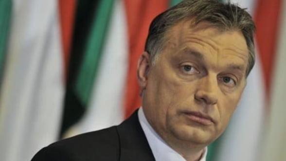 Viktor Orban critica propunerea CE de a ingheta fondurile pentru Ungaria